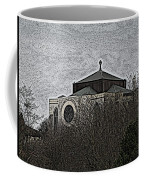 Cathedral On The Hill Coffee Mug