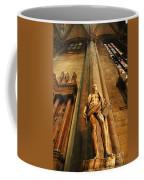 Cathedral Statue Milan Italy Coffee Mug