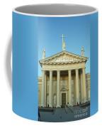 Cathedral. Vilnius. Lithuania Coffee Mug