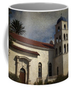 Catholic Church Old Town San Diego Coffee Mug