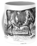 Cattle, 1867 Coffee Mug