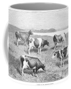 Cattle, 1888 Coffee Mug