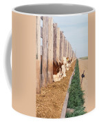 Cattle Feeding Coffee Mug
