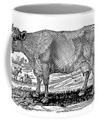 Cattle Coffee Mug