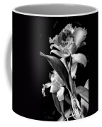 Cattleya - Bw Coffee Mug