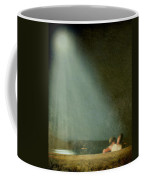 Caught In The Moonlight Coffee Mug by Jasna Buncic