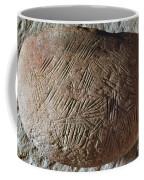 Cave Art: Incised Rock Coffee Mug