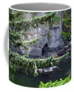 Cave Of The Bay Coffee Mug