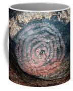 Cave Painting At Uluru Coffee Mug