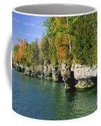 Cave Point Cove Coffee Mug