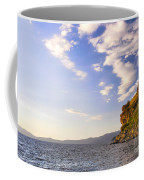 Cave Rock - Lake Tahoe Coffee Mug