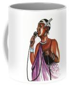 Cecile Kayirebwa Coffee Mug
