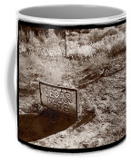 Cedar Pete Gravesite In Grafton Utah Coffee Mug