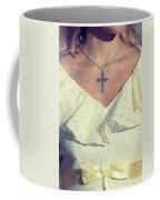 Celctic Cross Coffee Mug by Joana Kruse