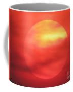 Celestial Fire Coffee Mug