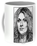 Celine Dion In 2008 Coffee Mug by J McCombie