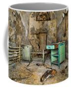 Cell Block 5 Coffee Mug by Paul Ward