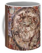 Cellariuss Constellations, 1660 Coffee Mug by Science Source