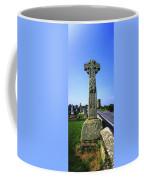Celtic High Cross At Drumcliff Coffee Mug