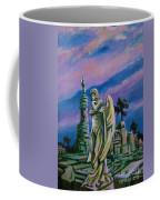 Cemetary Guardian Coffee Mug
