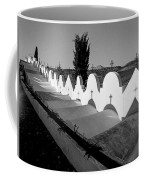 Cemetery Spain Three Coffee Mug