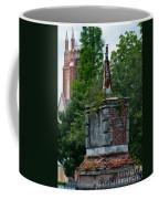 Cemetery Spires Coffee Mug