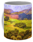 Central Coast Wine Country Coffee Mug