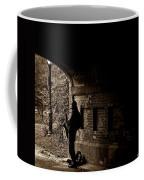 Central Park Sax Man Coffee Mug