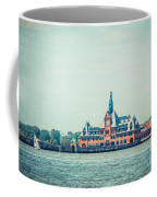 Central Railroad Terminal Of New Jersey Coffee Mug