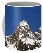 Central Teton Mountain Peak Coffee Mug