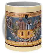 Ceramic Sundial Coffee Mug