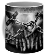 Chains Coffee Mug by Fabrizio Troiani