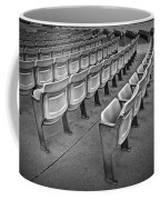 Chair Seating In An Arena With Oak Leaf Coffee Mug