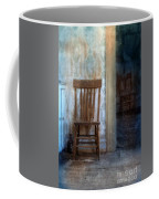 Chairs In Rundown House Coffee Mug