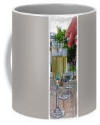 Champagne At The Beach Coffee Mug