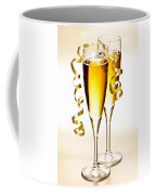 Champagne Glasses Coffee Mug