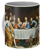 Champaigne: Last Supper Coffee Mug