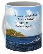 Change A Life Coffee Mug