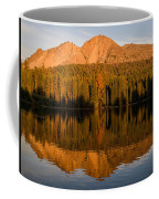 Chaos Crags Reflecting Coffee Mug
