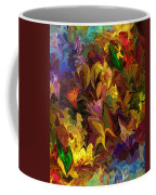Chaotic Canvas Coffee Mug