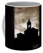Chapel Silhouette Coffee Mug