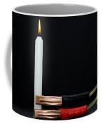 Charging A Candle Coffee Mug by Mats Silvan