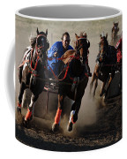 Rodeo Chariot Race Coffee Mug