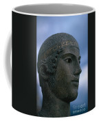Charioteer Of Delphi Coffee Mug by Photo Researchers