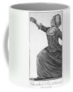 Charles Deon De Beaumont Coffee Mug