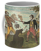 Charles Gibbs, American Pirate Coffee Mug by Photo Researchers