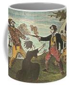 Charles Gibbs, American Pirate Coffee Mug by Photo Researchers