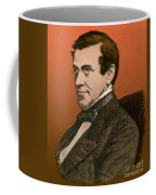 Charles Wheatstone, English Inventor Coffee Mug