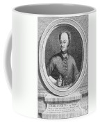 Charles Xii Of Sweden Coffee Mug