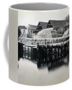 Charleston South Carolina - Vanderhorst Wharf - C 1865 Coffee Mug